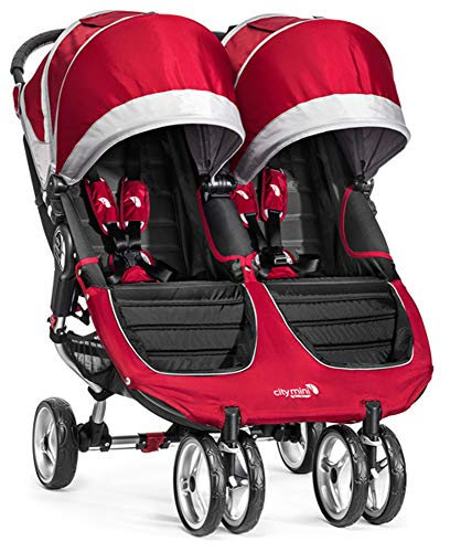 Baby Jogger City Mini Double Stroller, (Best Baby Jogger Baby Swing And Bouncers)