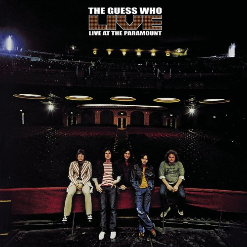 The Guess Who - Track Record The Guess Who Collection (Disc1) - Zortam Music