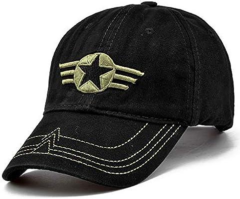 SHENBEIK Gorra Beisbol Hombre Hombres Navy Seal Sombrero Ejército ...