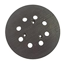 Superior Electric RSP27 5 Inch Sander Pad - Hook and Loop Replaces Makita OE # 743081-8, 743051-7 Hitachi OE # 324-209