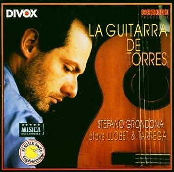 La Guitarra de Antonio de Torres by Llobet : Llobet, Tarrega ...