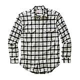 Filson Men's Alaskan Guide Shirt Cream Black Large