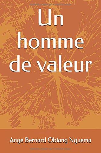 Un homme de valeur (French Edition)