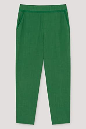Rina Straight Trousers for Women , Size
