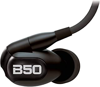 product image for New Westone B50 with Bluetooth Cable Five-Driver True-Fit Earphones with High Definition Silver MMCX Cable