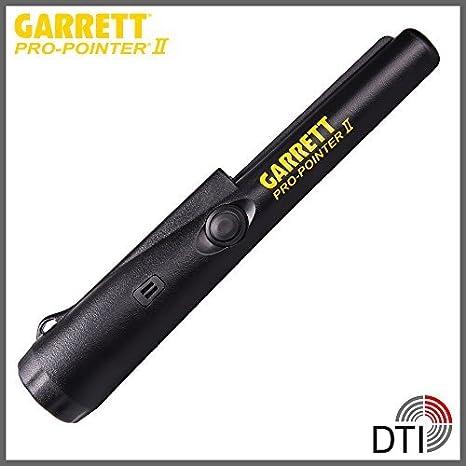Garrett Pro Pointer II - Detector de metales: Amazon.es: Bricolaje y herramientas
