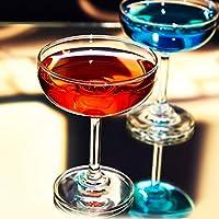 Simple Culture Martini - Juego de 4 copas