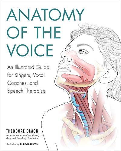 Anatomy of the Voice: An Illustrated Guide for Singers, Vocal Coaches, and Speech Therapists [Dimon Jr, Theodore] (Tapa Blanda)