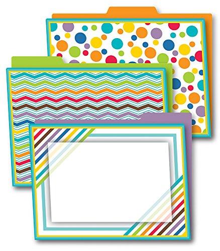 Color Me Bright File Folders (136003)