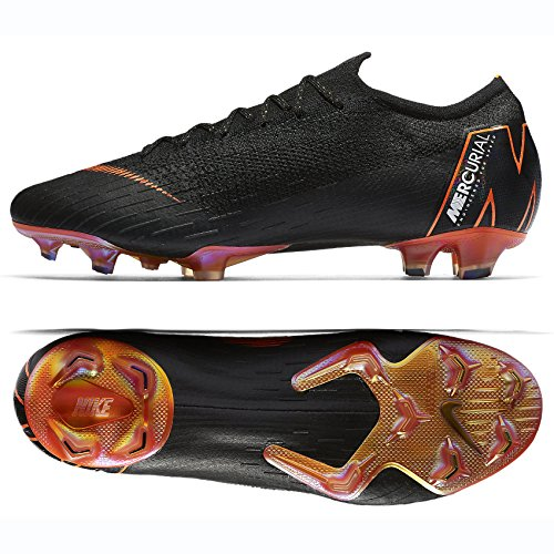 Nike Adulto black Vapor Duro nbsp;elite total 081 Fg Multicolore Pavimento Mercurial w Orange 360 Frqx6wF0