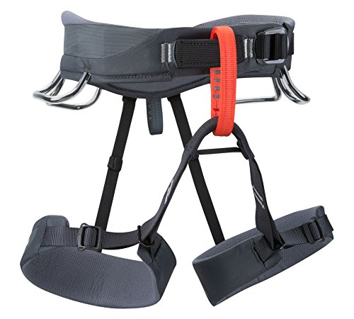 Black Diamond Momentum Harness  Medium  Graphite