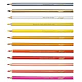 """PRANG Thick Core Colored Pencil Set, 3.3 Millimeter Cores, 7"""" Length, Assorted Colors, 36-Pack"""
