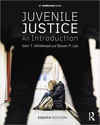 Juvenile justice an introduction john t whitehead steven p juvenile justice an introduction 8th edition fandeluxe Image collections