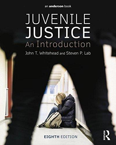 Juvenile Justice:Introduction
