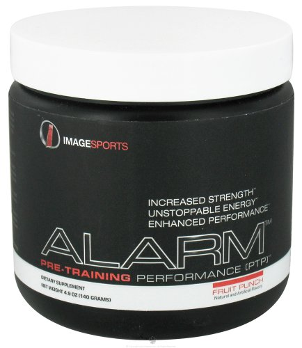 Image Sports - Pré-Alarme de formation Fruit Punch - Performance 140 grammes