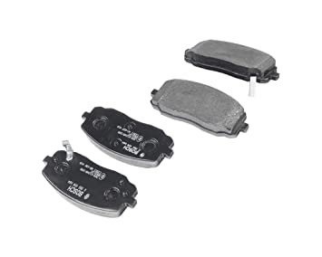 pack of four Blue Print ADN142119 Brake Pad Set