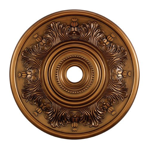 Elk M1014AB Laureldale Ceiling Medallion, 30-Inch, Antique Bronze Finish