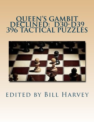Queen's Gambit Declined:  D30-D39: Tactical Puzzles from