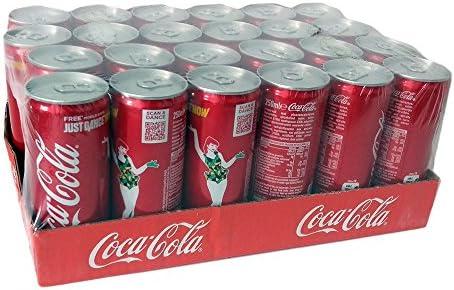 250 ml de Coca-Cola (Paquete de 24 x 250 ml): Amazon.es ...