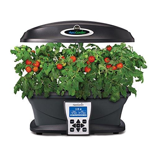 Miracle gro aerogarden ultra with gourmet herb seed pod for Indoor gardening amazon