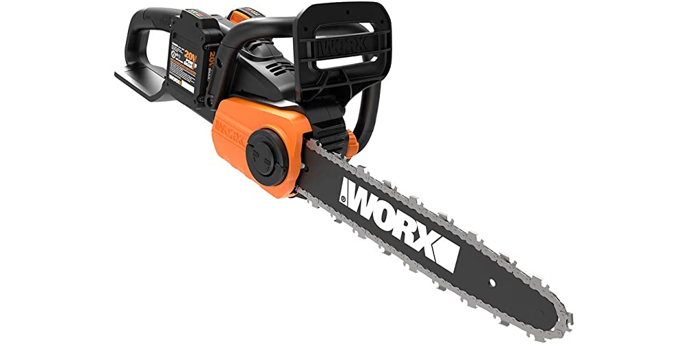Worx WG384 Cordless Chainsaw