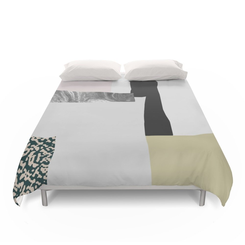 Society6 On The Wall Duvet Covers Full: 79'' x 79''