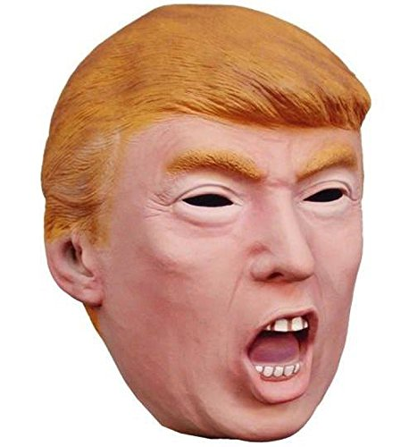 Donald Trump Mask - Republican Presidential Candidate Mask]()