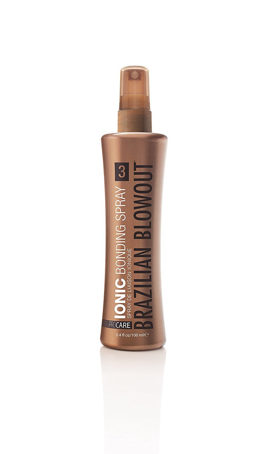 Brazilian Blowout Ionic Bonding Spray Step 3 (3.4oz/100ml)