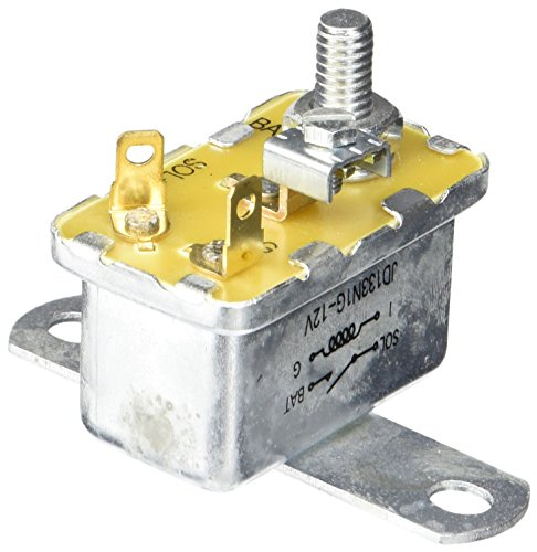 (Standard Motor Products SR102T Relay)