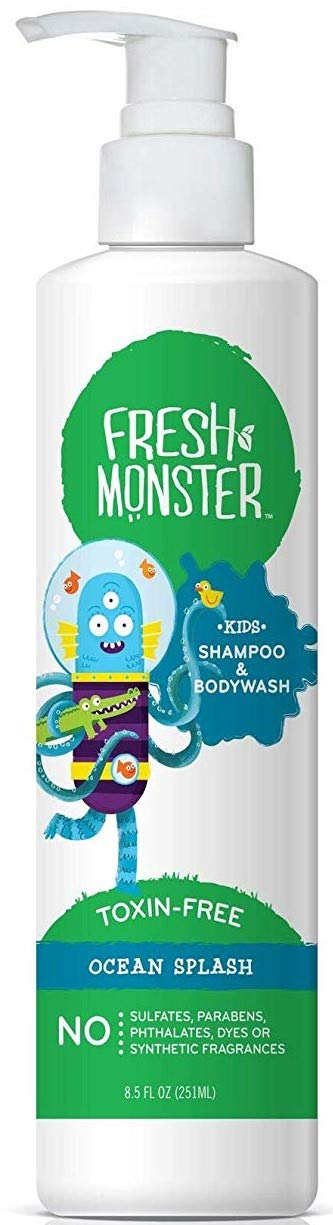 Top 10 Best Organic Baby Shampoo (2020 Reviews) 7