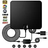 HDTV Antenna, 2018 ACELITE Indoor Amplified TV Antennas Review and Comparison