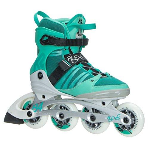 K2 Womens Alexis 84 Pro Inline Skates (Pro Skate Boot)