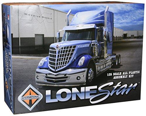 Pro Model Truck - MOEBIUS MODEL 2010 International Lonestar MOE1300