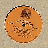 Ricky Skaggs - Family & Friends - Stony Plain - SPL 1050 NM/NM LP