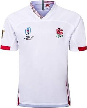 Camiseta De Rugby para Hombre, Entrenamiento De Partido, Sudor ...