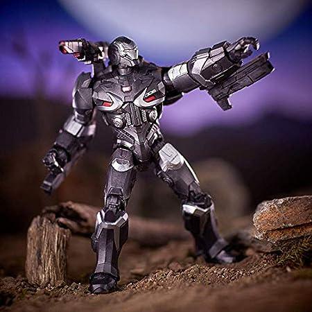 JHZTOY El Vengador máquina de Guerra del Hombre del Hierro en Caja ...