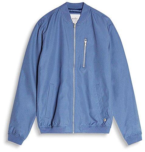 edc Blue Chaqueta by Hombre Grey 420 para de Azul Bombardero Esprit arOECwAaq