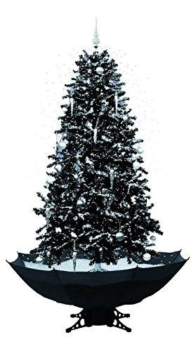 Tannenbaum Mit Schneefall.Pure Garden Living Weihnachtsbaum Mit Schneefall 170cm