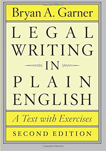 introduction to legal writing pdf