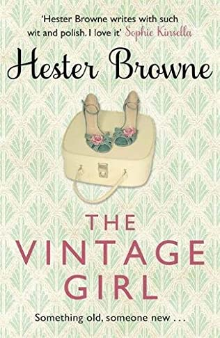 book cover of The Vintage Girl
