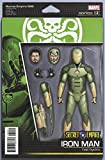 img - for Secret Empire (Issue #9 -Action Figure Variant by John Tyler Christopher) book / textbook / text book