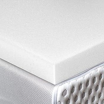 Amazon Com 3 3 Cloud9 Full Double 3 Inch 100 Visco Elastic Memory Foam Mattress Topper Home