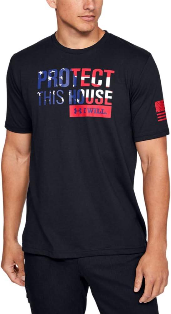 Under Armour Mens Freedom Pth T-Shirt