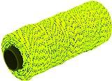 MARSHALLTOWN The Premier Line ML613 Mason's Line 500-Foot Neon Green Bonded & Braided Nylon