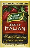 Good Seasons  Salad Dressing & Recipe Mix, Zesty Italian, .6 oz
