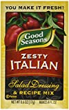 Good Seasons  Salad Dressing  and  Recipe Mix, Zesty Italian, .6 oz