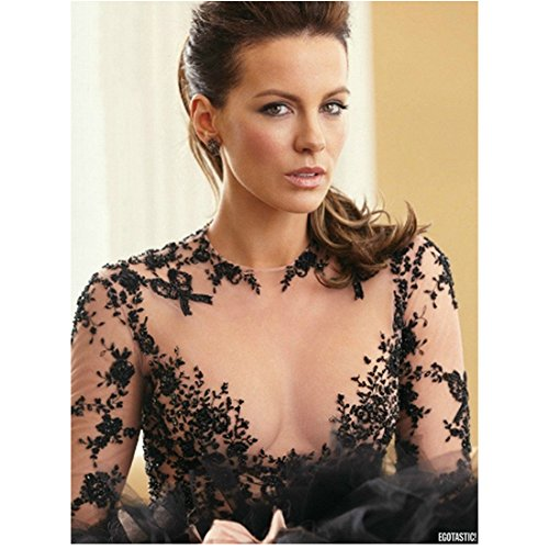 kate beckinsale black dress - 2