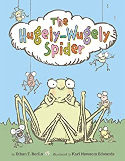 Book Cover: The Hugely-Wugely Spider