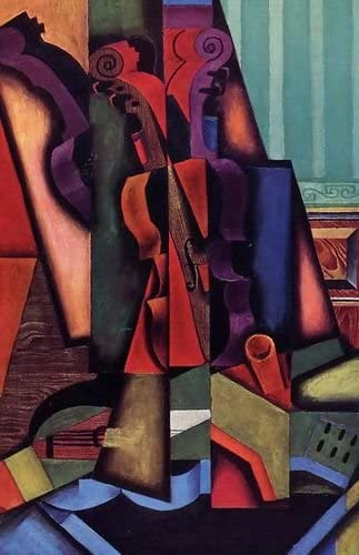 Juan Gris violín y guitarra: Amazon.es: Hogar