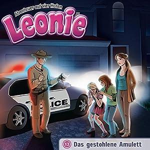 Das gestohlene Amulett (Leonie - Abenteuer auf vier Hufen 13) Hörspiel